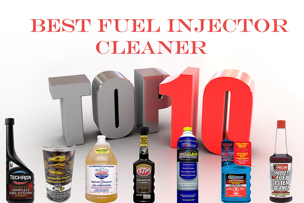 Best Fuel Injector Cleaner 2021 10 Best Fuel Injector Cleaner