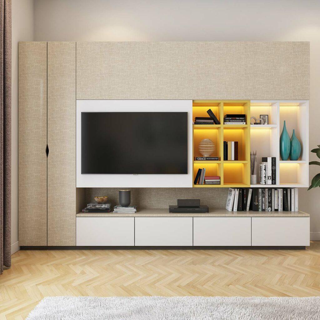 Best TV Cabinet Design Ideas for Living Room